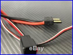 Ezrun Max10 SCT 80A 1/10 3665 3400KV RC Brushless ESC Motor Combo TRX QH Product