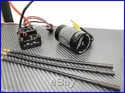 Ezrun Max10 SCT RTR 80A 1/10 3660 3200KV RC Brushless ESC Motor Combo System
