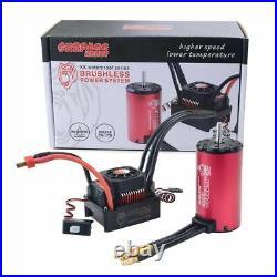 For 18 EREVO E-Revo E-Maxx UDR 6S 150A Waterproof ESC+Brushless 2000KV Motor US