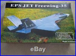 FreeWing 64MM EDF F35 RC KIT Plane Model WithO Brushless Motor Servo ESC Battery
