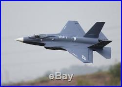 FreeWing 70MM EDF F35 RC KIT Plane Model WithO Brushless Motor Servo ESC Battery