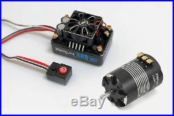 HOBBYWING XERUN XR8 SCT Pro ESC / 3660SD 4300KV G2 Motor 110 / 18