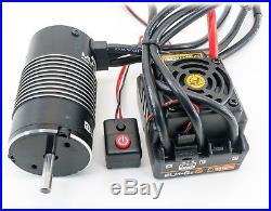 HPI Racing ELH-6s Waterproof ESC & 2200Kv Brushless Motor Combo Vorza/Savage