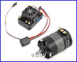 HWA38020422 Hobbywing Xerun XR8 SCT Brushless ESC/3652SD G2 Motor Combo (6100kV)