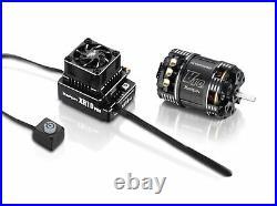 HWI38020279 XR10 Pro G2 Sensored Brushless ESC/ 3.5T V10 G3 Motor Combo