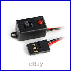 HobbyStar 1/8 Combo, 120A ESC, 4076 Brushless Sensorless Motor 2200KV + Card
