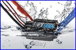 HobbyWing SeaKing V3 130A BL Motor ESC HV 6V/5A BEC for RC R/c Racing Boat