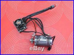 HobbyWing XERUN V3.1 ESC/Trinity D4 Brushless Motor 17.5T Traxxas Losi HPI Arrma