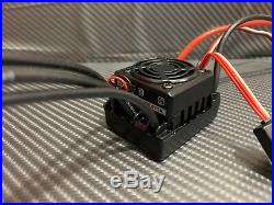 Hobbywing 10BL50 50A 2700KV Brushless ESC Motor Combo System Fits Hpi 1/10 Truck