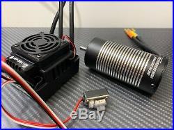 Hobbywing 1/8 WP-8BL100 RTR 4S 3674 2200KV Brushless ESC Motor Combo System