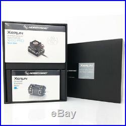 Hobbywing 38020266 Xerun XR10 Stock Spec 2S Combo M ESC +V10 G3 13.5T Motor