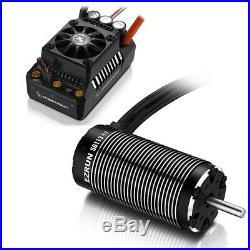 Hobbywing Combo Ezrun Max5 V3 Esc 56113 800Kv Motor (1/5Th) HW38010600