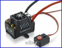 Hobbywing EZRUN MAX10-SCT 120A ESC +3660 SL G2 3200KV Brushless Motor 1/10 Car