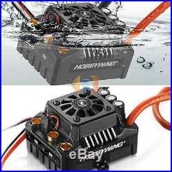 Hobbywing EZRUN Max8 150A ESC LEOPARD 4074 2150KV Motor Brushless Combo RC Car