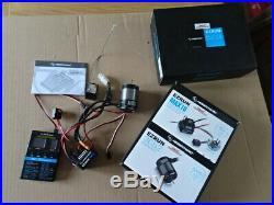 Hobbywing EZRUN Power System Combo Kit MAX10 SCT ESC + 3652 sl Brushless Motor