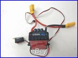 Hobbywing EZRun Max8 Waterproof Brushless ESC / 2200kV Motor Combo 1/8 XT90