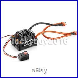 Hobbywing EzRun Max8 V3 150A Brushless ESC with 4274 2200KV Motor for RC Car