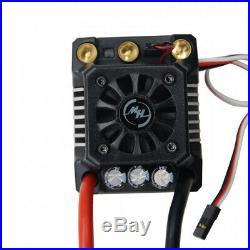 Hobbywing EzRun Max8 V3 150A Brushless ESC with 4274 2200KV Motor for RC Car Hot