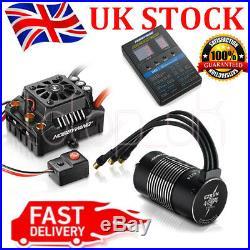 Hobbywing EzRun Max8 V3 150A Brushless ESC with 4274 2200KV Motor for RC Car UK
