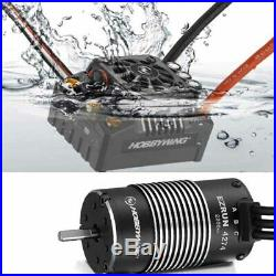 Hobbywing EzRun Max8 V3 150A Brushless ESC with TRX Plug / 4274 2200KV Motor / LED