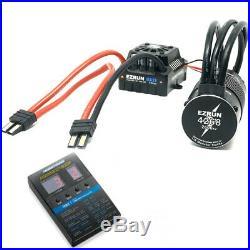 Hobbywing EzRun Max8 V3 Brushless ESC withTRX/2600KV Motor/Program Card