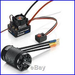 Hobbywing Ezrun MAX10 2S ESC + Ezrun 3652SL G2 Brushless Motor 5400KV Combo