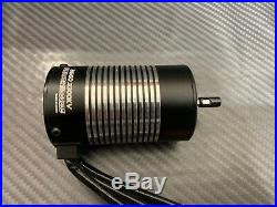 Hobbywing WP-10BL50 3300KV Brushless ESC Motor Combo Fits 1/10 RC Car Truck