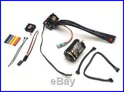 Hobbywing XERUN V3.1 ESC 120A / V10 8.5T Sensored Brushless Motor Combo 1/10