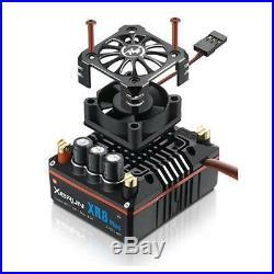 Hobbywing XERUN XR8 Plus 1/8 ESC 2S-6S & G2 4268SD 1600KV Sensored Motor Combo