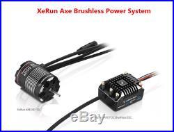 Hobbywing XeRun Axe Brushless Power System(AXE540 2300KV-POC Motors+AXE 60A ESC)
