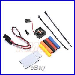 Hobbywing Xerun XR10 Pro Stock Spec V4 Sensored Brushless ESC RC #XR10 Pro Stock