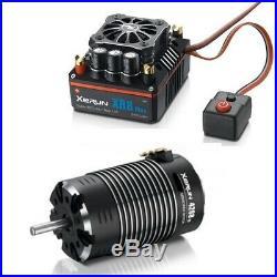 Hobbywing Xerun XR8 Plus 1/8 Scale Sensored Brushless ESC/G2 Motor Combo 1900kV