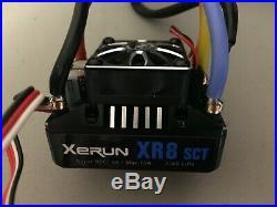 Hobbywing Xerun XR8 SCT Brushless ESC/3660SD G2 Motor Combo (4300kV) Slash 4x4