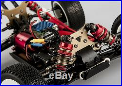 LC RACING #EMB-1HK 1/14 4WD RC EP Buggy KIT Unassembled (ESC and Motor Included)