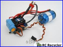 Losi 1/10 Xcelorin ESC / 17.5T Sensored Brushless Motor Combo LOSB9553