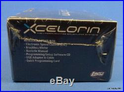 (Losi LOSB9561)1/18 Brushless ESC/Motor Combo 7400Kv 280-size + Programming card