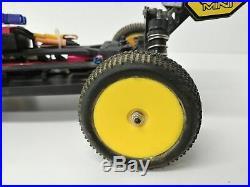 Losi Mini 8ight 1/14 BRUSHLESS ARTR Buggy Dynamite Fuze Motor/ESC Combo