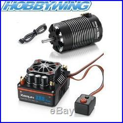 NEW Hobbywing Brushless Motor ESC Combo XERUN XR8 1/8 Scale