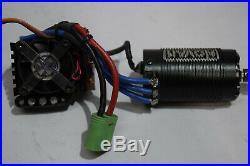 Novak Activ8 Racing Brushless ESC X-Drive with HD8 Sensored Brushless Motor 2200Kv