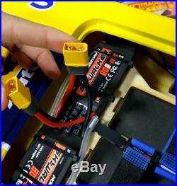 PRO RC speed boat CAT 820EP V3 Twin Brushless Motor with 80A ESC2 and Servo NEW