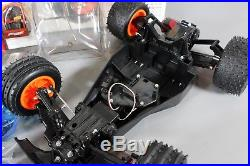 Partial Built Tamiya 1/10 R/C Blitzer Beetle + Upgrade Brushless 9.5 ESC Motor