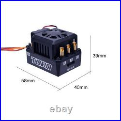 SKYRC TORO TS150 150A Pro ESC Brushless Sensored motor for 1/8 RC Car RC Truck