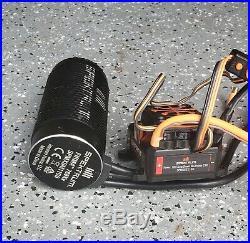 SPEKTRUM Firma 780KV Brushless Motor + 160A SMART ESC 8S Losi, Traxxas, Arrma