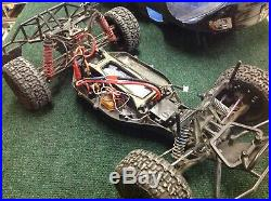 Sc10 2wd Brushless ARTR Brand New Castle Creation Motor And Esc