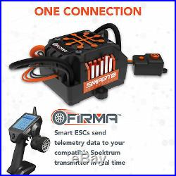 Spektrum Firma 130A Brushless Smart ESC / 1900Kv Sensorless Motor Combo