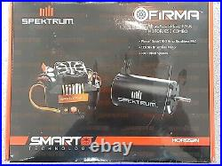 Spektrum RC Firma 160 Amp Sensorless Brushless Smart ESC & Motor Combo 1250Kv