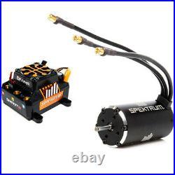 Spektrum SPMXSEMC06 Firma 160A Brushless Smart ESC/1250Kv Sensorless Motor Combo
