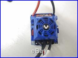 Stutters Traxxas 1/10 MAXX Velineon VXL-4s Brushless ESC & 540XL 2400kv Motor