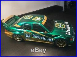 TAMIYA 1/10 RC Car No. 638 Mercedes-Benz 190E 2.5-16 EVO With Brushless Motor, ESC