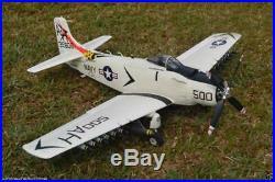 TOP EPO A1 Propeller RC RTF Plane Model With Brushless Motor Servos ESC Battery